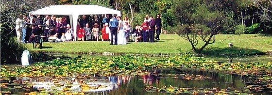 Wedding at Rapaura